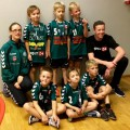 Bronze i DGI turneringen 081114