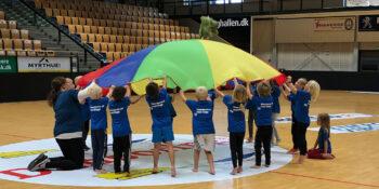 Samarbejde mellem Vestervang Skole og VHK